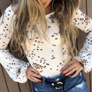 Free People The Tropics Top